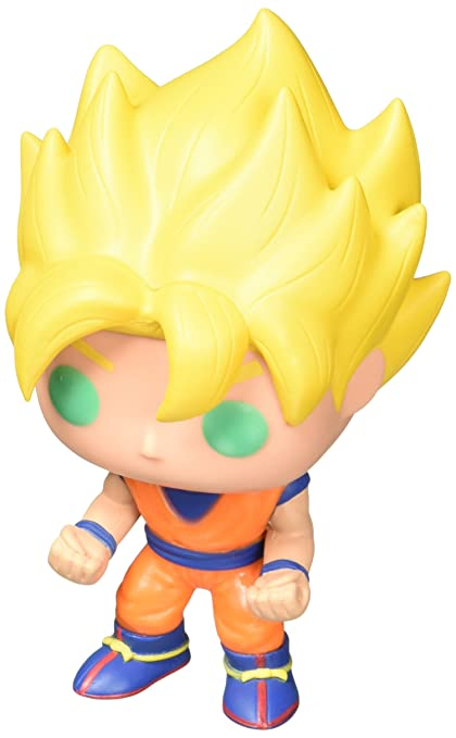 dragon ball z vinyl figure super saiyan goku