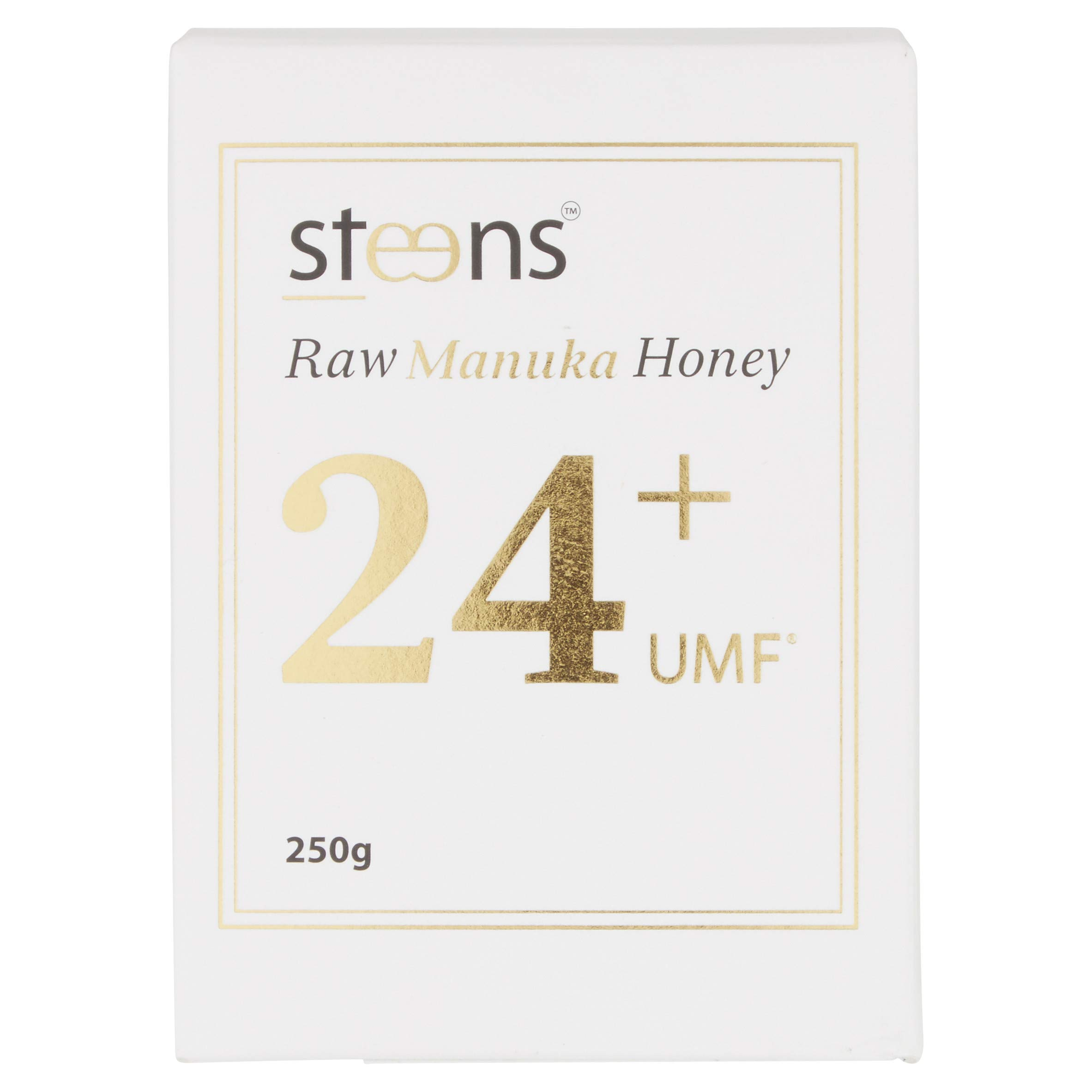 Steens UMF 24 Manuka Honey (MGO 1122) 8.8 Ounce jar with box | Raw Unpasteurized Honey From New Zealand | Traceability Code on Each Label by Steens (Image #6)