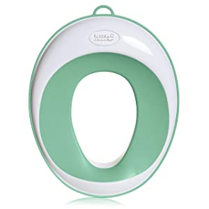Little Chicks Toilet Training Potty Topper for Round and Elonged Toilets