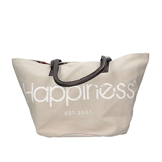 F97021 SA Shopping Frau Beige TAU Happiness Brand W968l