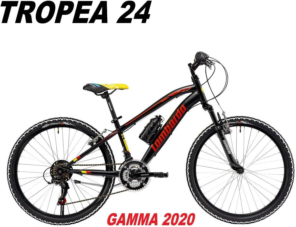 LOMBARDO BICI Tropea Ruota 24 Shimano Tourney TZ 18V Gamma 2020