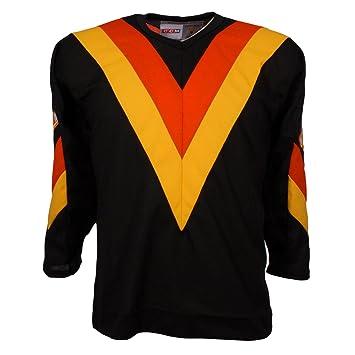 ... sweden ccm vancouver canucks vintage replica jersey 1983 away 628fb  5cd92 ... 3536d216c