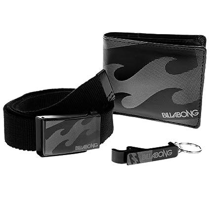 BILLABONG Monedero Deluxe Gift Pack Negro negro Talla:talla ...