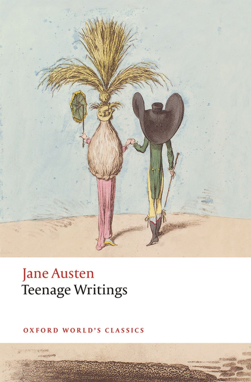 Image result for teenage writing jane austen