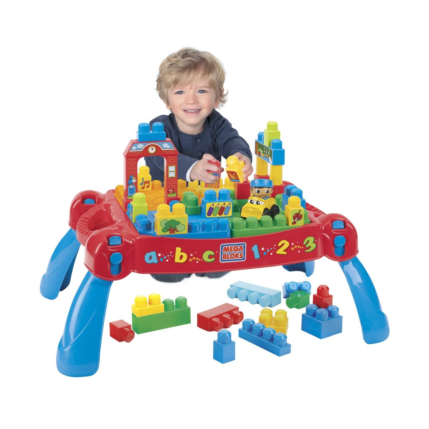 Amazon Mega Bloks Play n Go Table 8237 Age 12 months 3