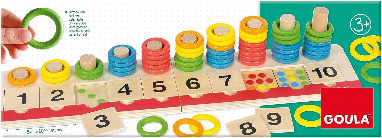 Goula 55157 Farbige Ringe