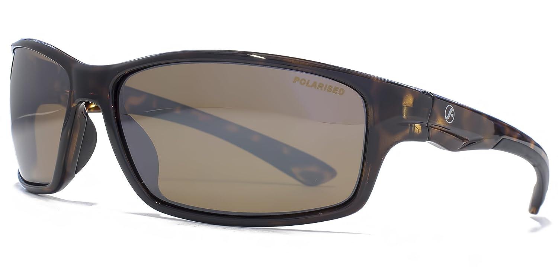 668c1dc8c5 Freedom Polarised Smart Wrap Sunglasses in Tortoiseshell FRG145396   Amazon.co.uk  Clothing