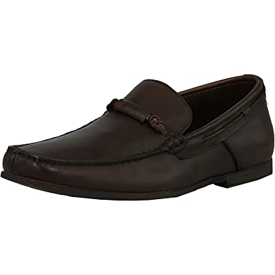Men's Nick-Name Ankle-High Leather Loafer