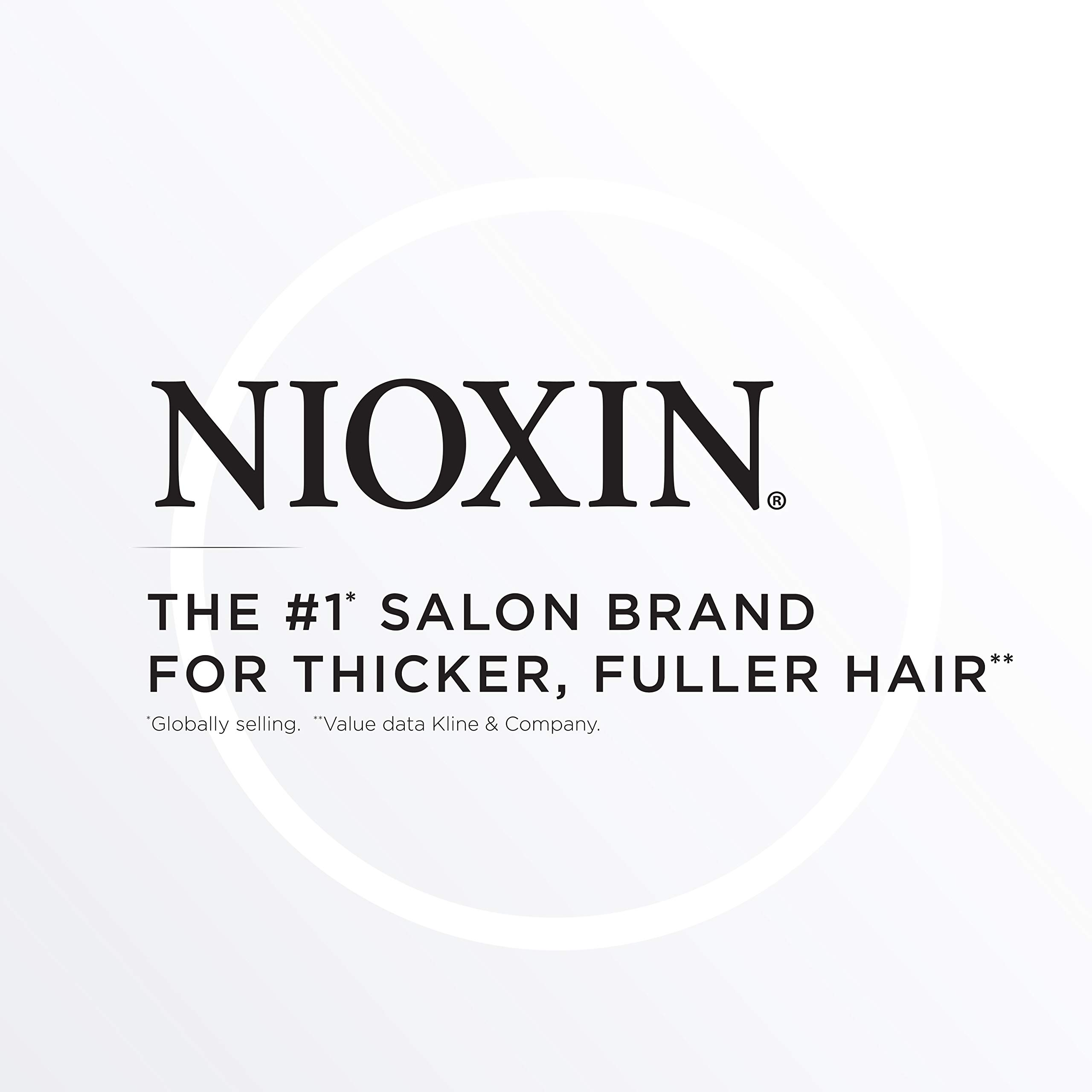 Nioxin System 3 Scalp Therapy Conditioner, 10.1 oz. by Nioxin (Image #7)