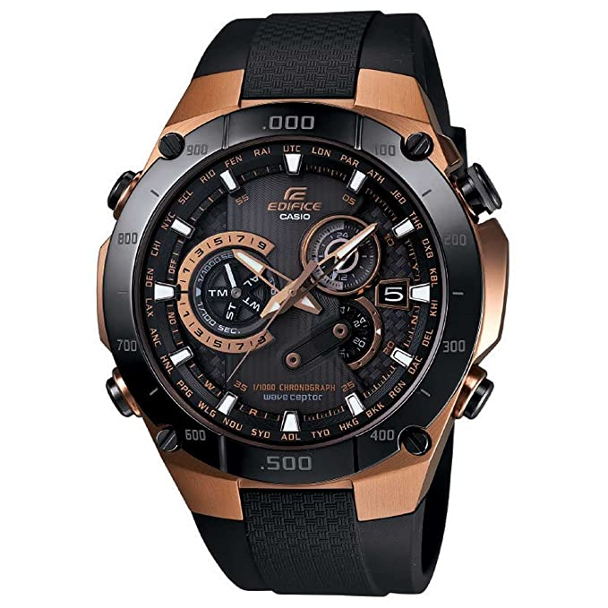 Casio Edifice Rose Gold 3D Dial Men's Watch – EQWM1100CG-1 Review
