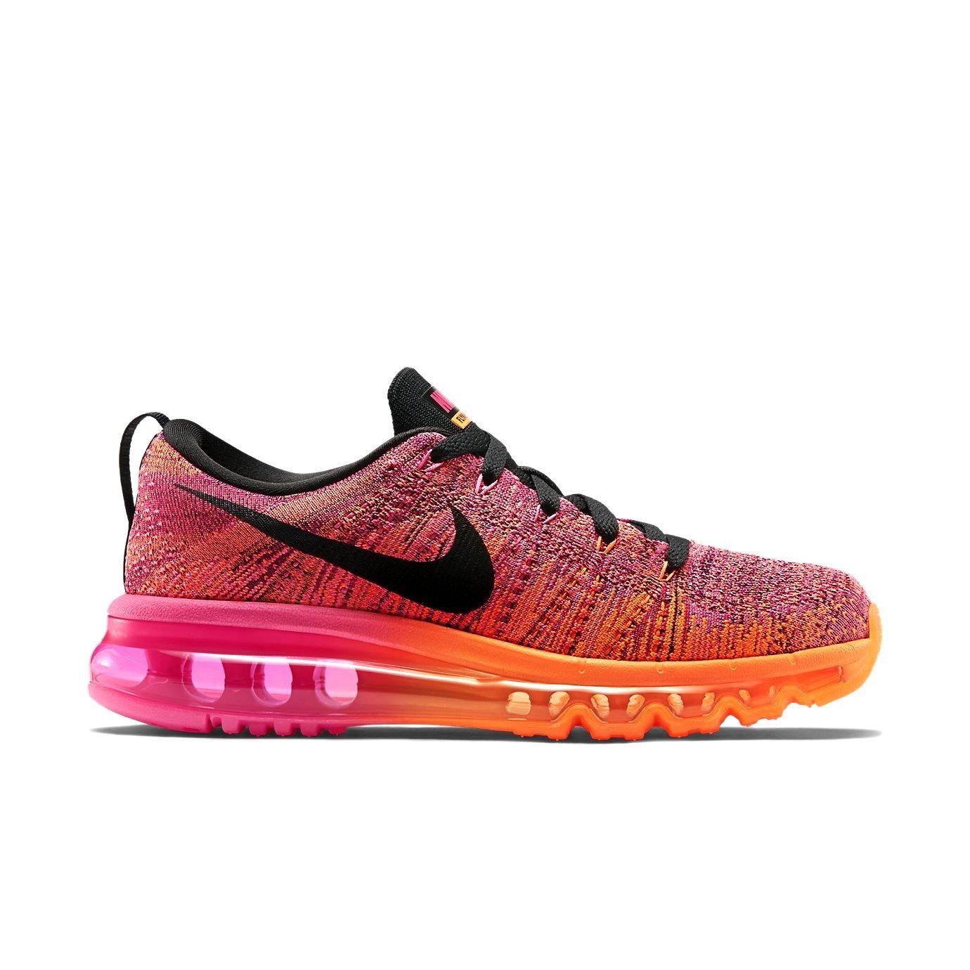 Nike Air Max Flyknit Running Damenn s schuhe Size TOTAL ORANGE