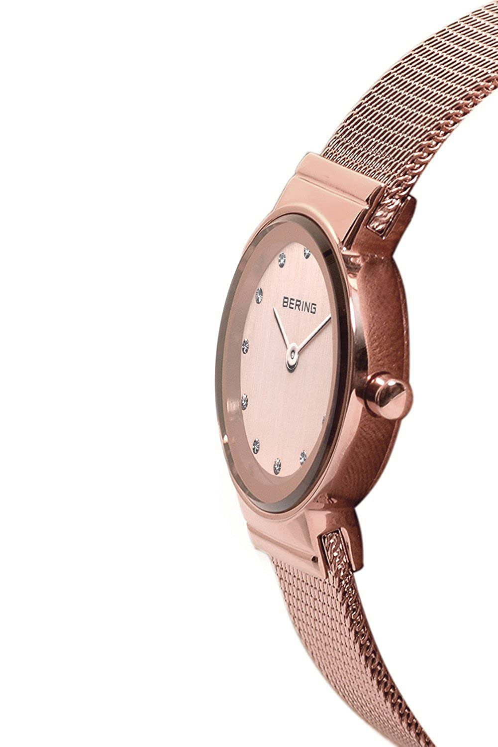 c02bdc7364c Buy BERING Classic Analog Rose Gold Dial Women s Watch-10122-366 Online at  Low Prices in India - Amazon.in