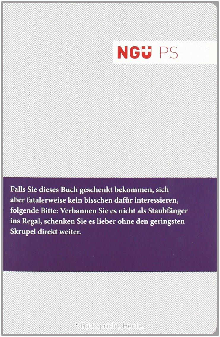 Neue Genfer Übersetzung (NGÜ) - Psalmen