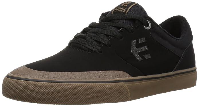 Etnies Marana Vulc Sneakers Skateboardschuhe Herren Schwarz/Braun