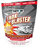 Thetford Corp White 96527 Blaster Holding Tank Cleaner-4-Pack 1.6 oz. Pouches, 4 Pack