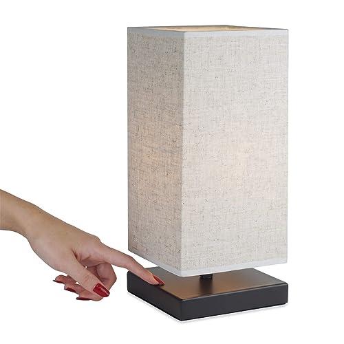 Kira-Home-Lucerna-Bedside-Lamp