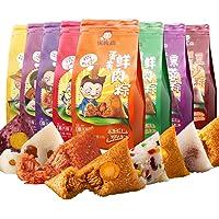 朱先森 嘉兴粽子鲜肉粽蛋黄粽豆沙粽组合装 8味8粽 端午节粽子 (8味8粽)