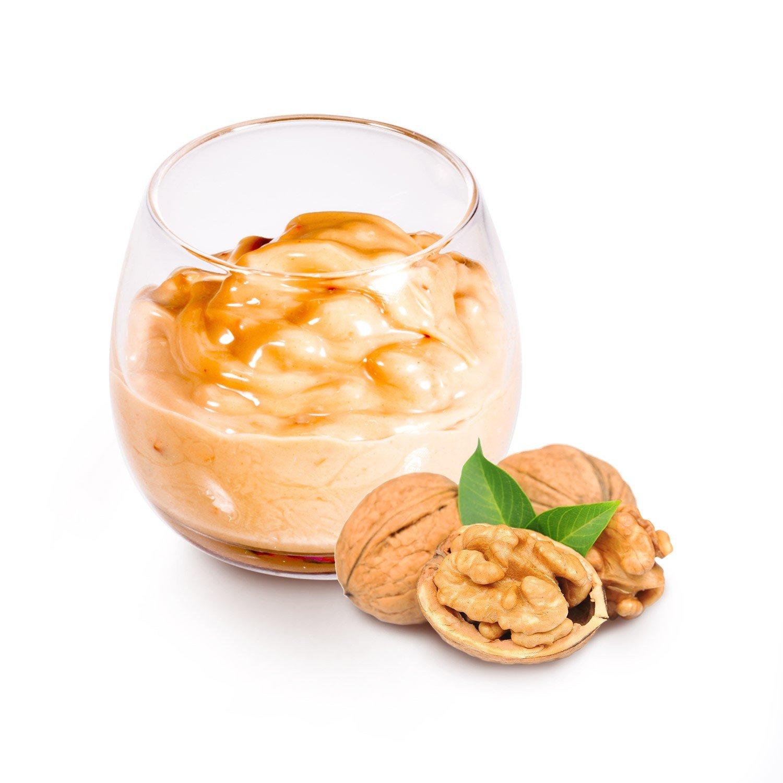 PreGel Walnut Cream Classic Gelato Paste 53272 6.6lb