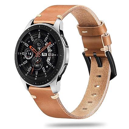 Amazon.com: Fintie - Correa de repuesto para reloj Galaxy ...