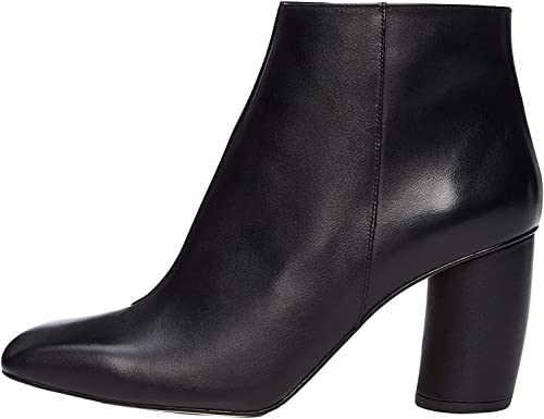 Amazon Brand find. Women's Square Toe Ankle Boots