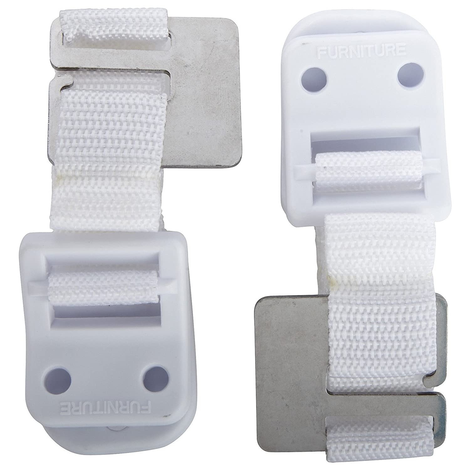 8 Count Safety 1st Furniture Wall Straps