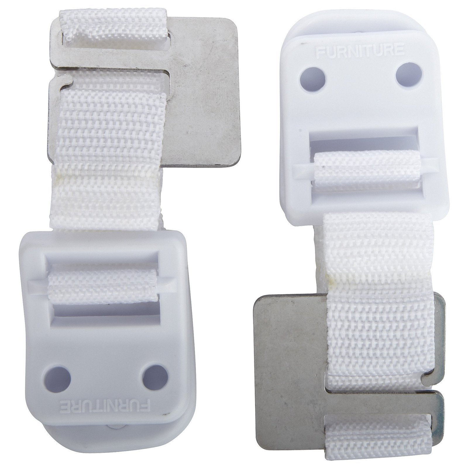 Safety 1st Furniture Wall Straps, 16 Count