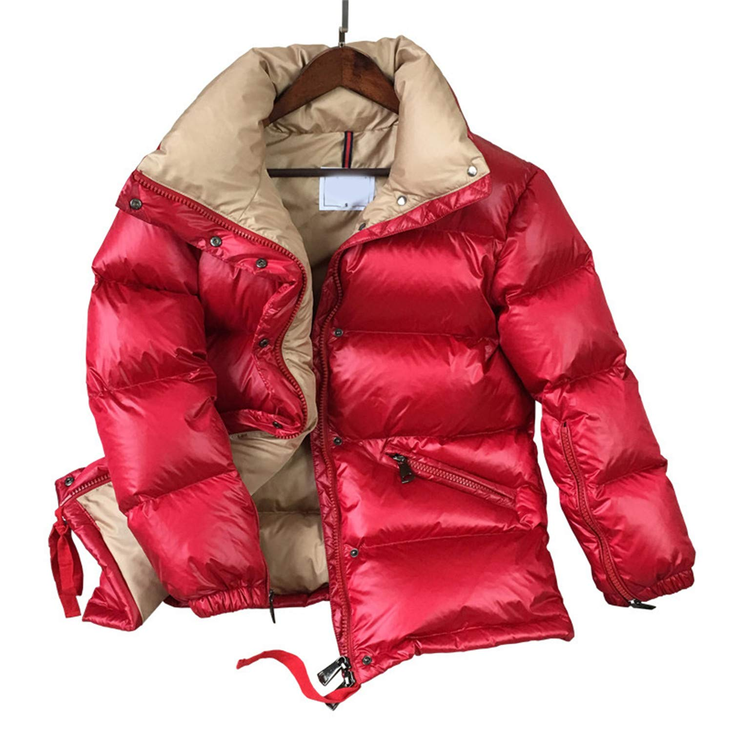 Amazon.com: New Winter Duck Down Jacket Women Thick Warm ...