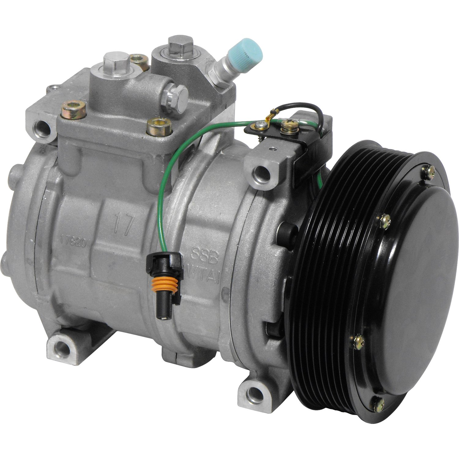 Universal Air Conditioner CO 22031C A/C Compressor by UAC