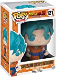 Funko – 121 – Pop – Manga – Dragon Ball Z – Figura Blue Goku Super Saiyan God