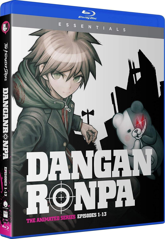 Danganronpa Essentials Blu-ray (Dual Audio)