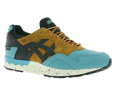 990c2ecc79b5db ASICS Gel-Lyte V Gore-TEX Herren Sneaker Turnschuhe Türkis HL6E2 4890