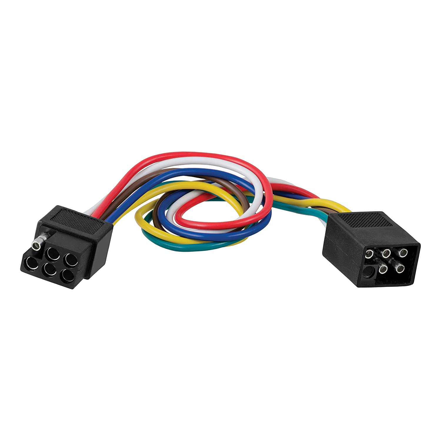 on 6 pin square camper wiring harness