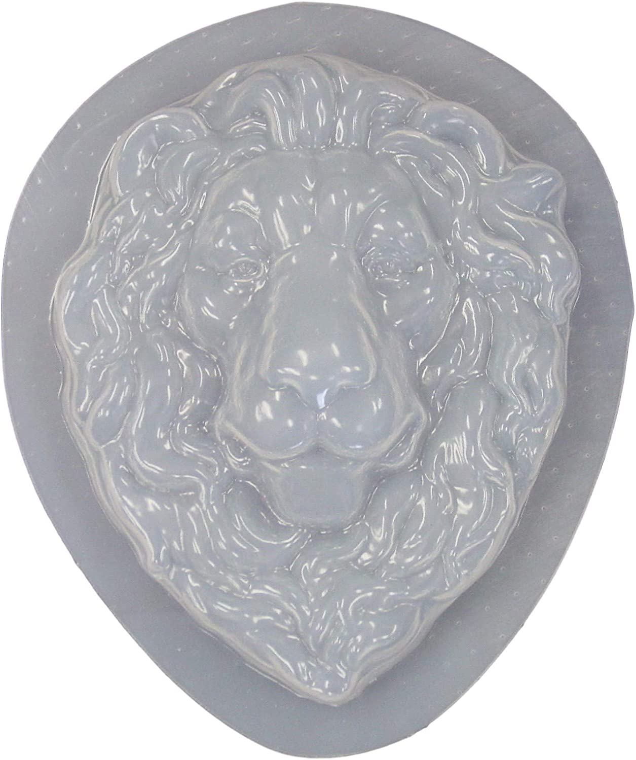 """Candle holder mold set of 2 abs plastic molds for plaster and concrete 6/"""" 8/"""""""