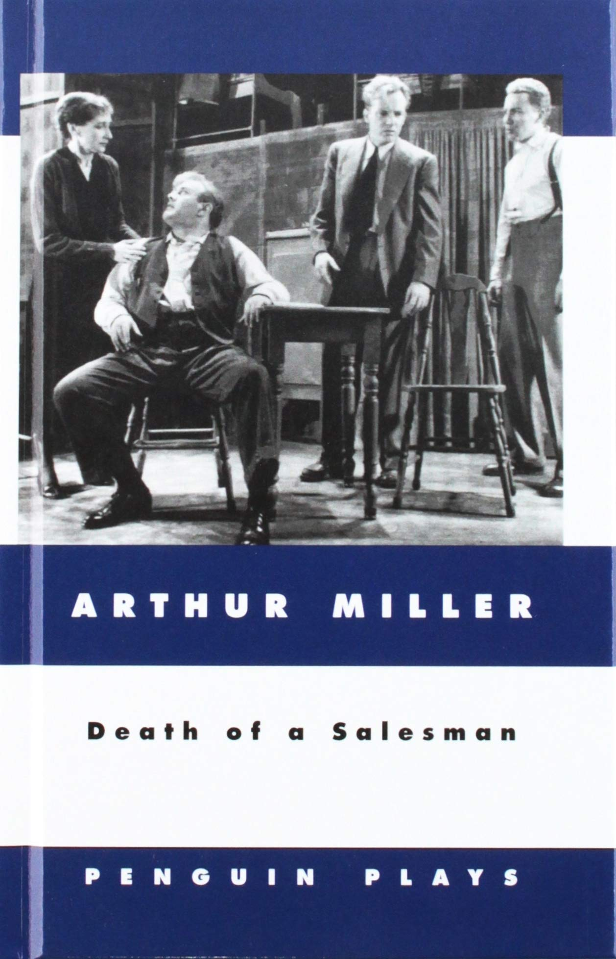 Death Salesman Penguin Arthur Miller product image