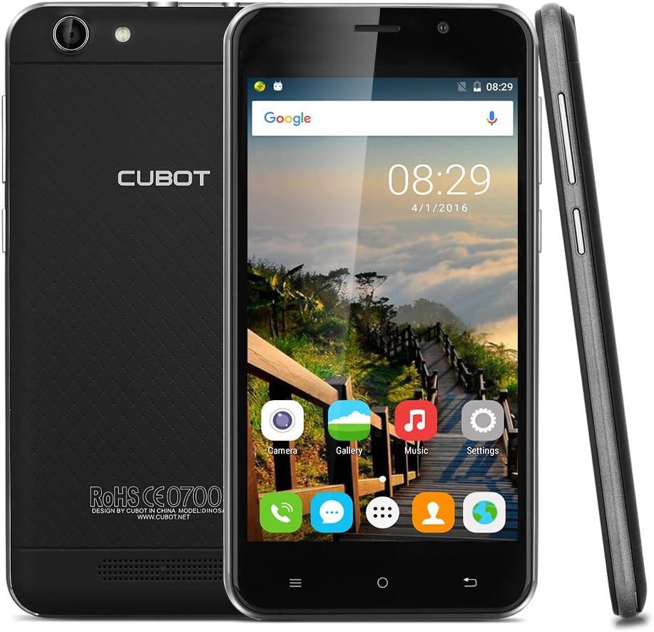 Cubot Dinosaur - Smartphone Móvil Libre 3G Android 6.0 (5.5