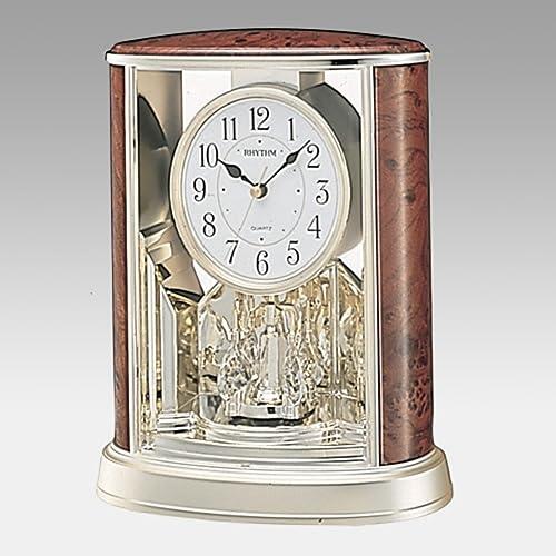 Rhythm Clocks Woodgrain Teardrop – Model 4SG724US06