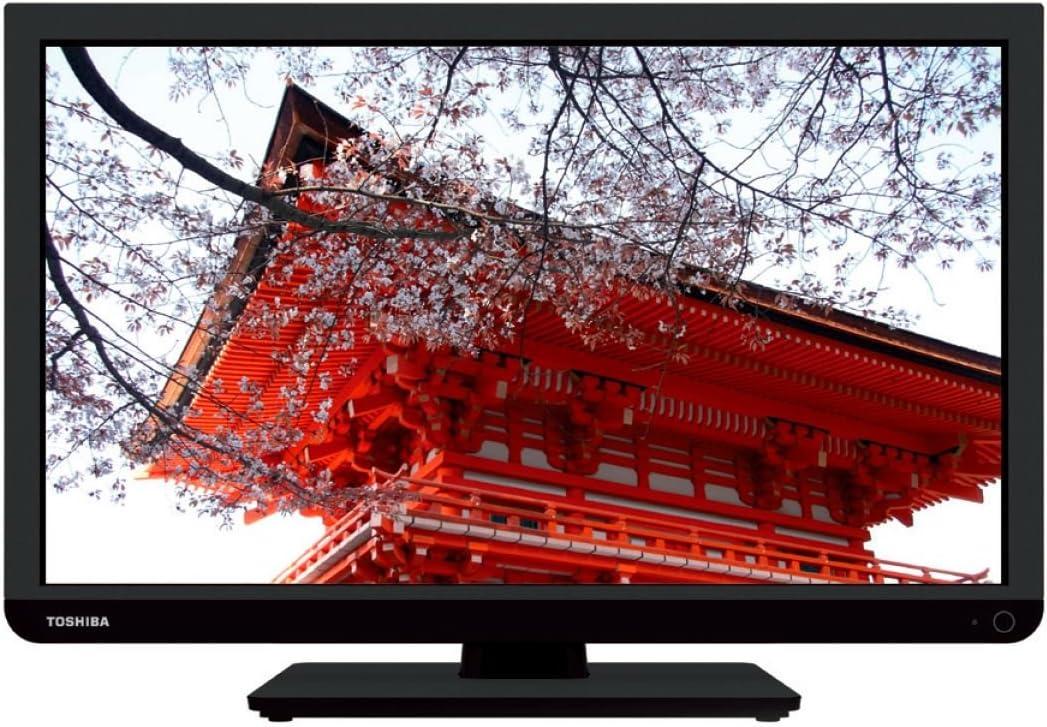 Toshiba 24W1333G - Televisor con retroiluminación LED, eficiencia ...