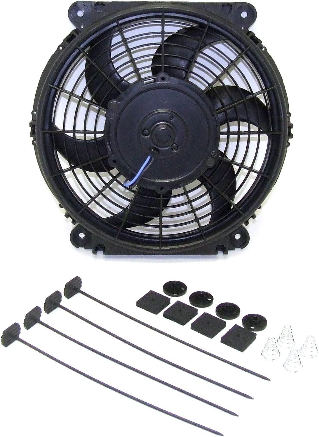 Hayden 3670 - Rapid-Cool Universal Fit Reversible Fan Kit