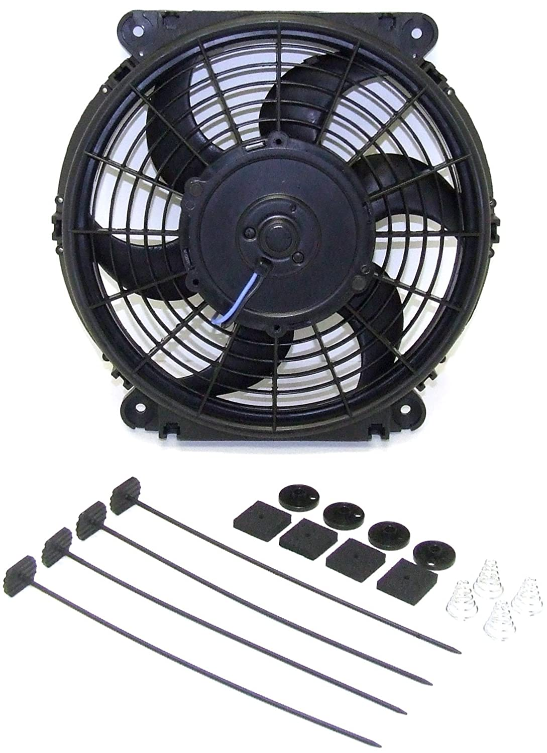 Hayden Automotive 3670 Rapid-Cool Thin-Line Electric Fan