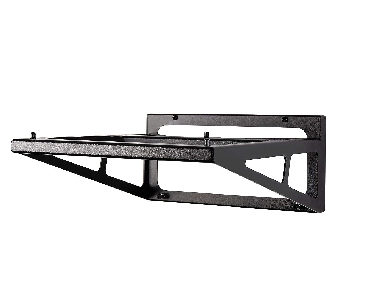 Rega - Soporte de pared para tocadiscos, color negro: Amazon.es ...