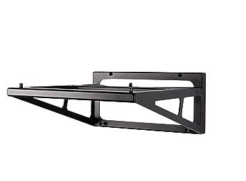 Rega - Soporte de pared para tocadiscos, color negro: Amazon ...