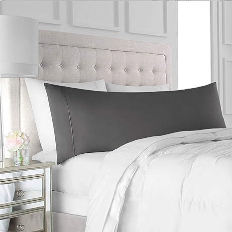 1 Pack Body Pillow Case Soft Microfiber Long Bedding Long Body Pillow Covers