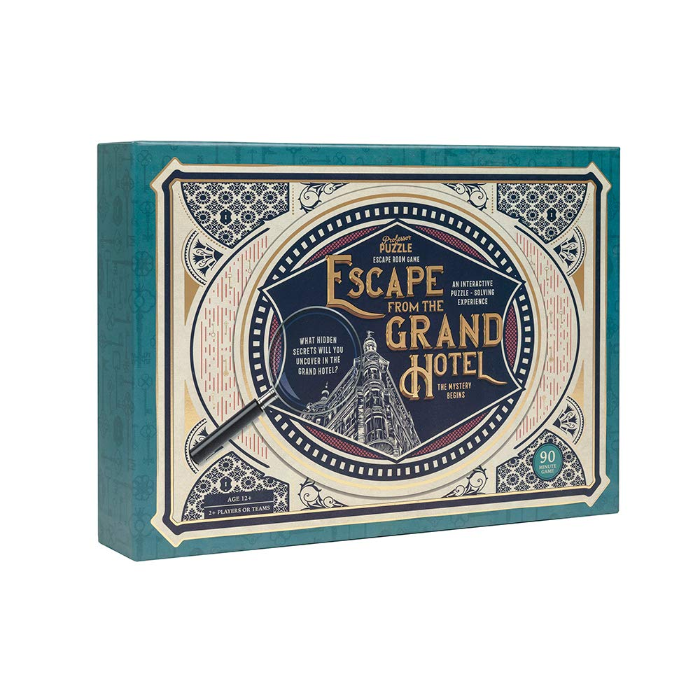 Escape From The Grand Hotel Game Amazon De Bucher
