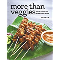 More Than Veggies: Asian Favourites Made Plant-Based