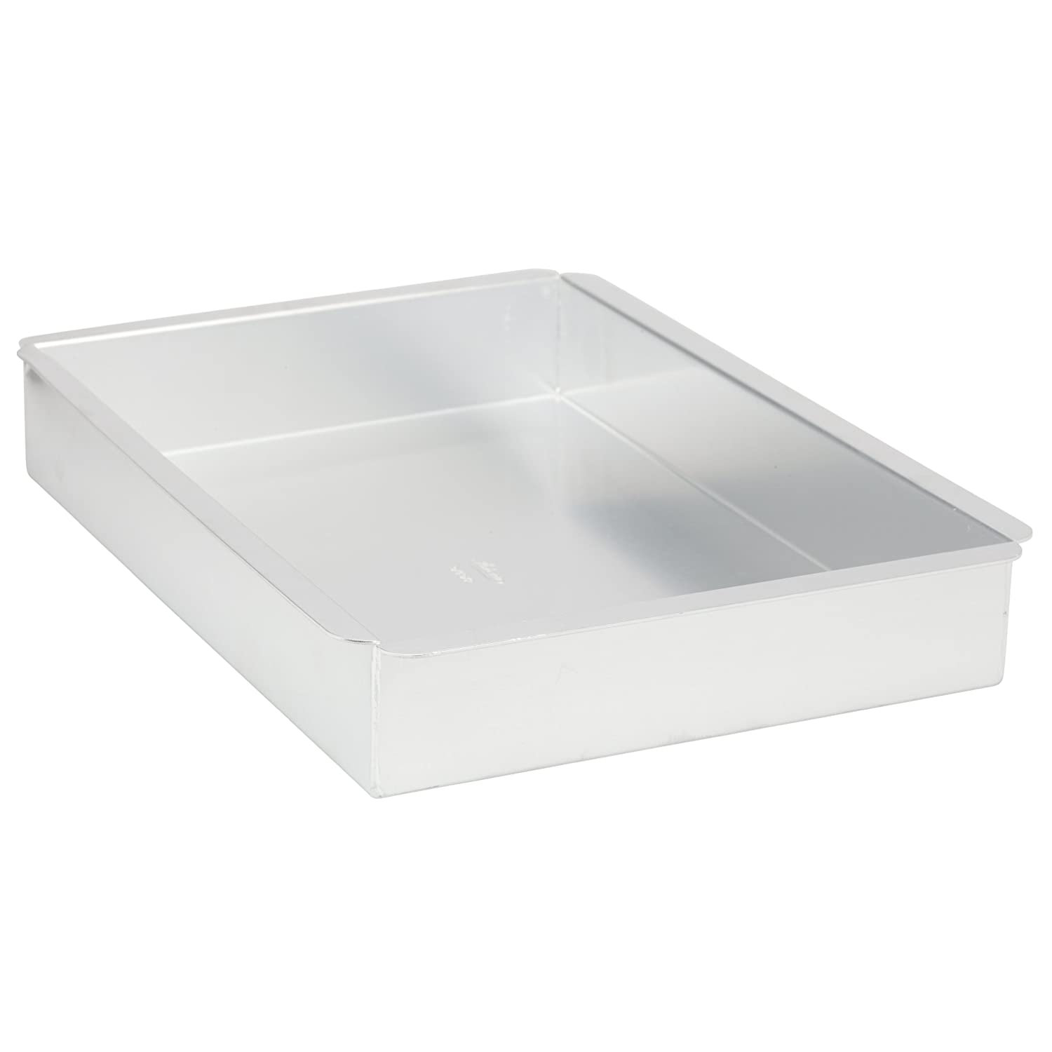 Ateco Aluminum Cake Pan, Rectangle, 8- by 12- by 3-Inches 12812