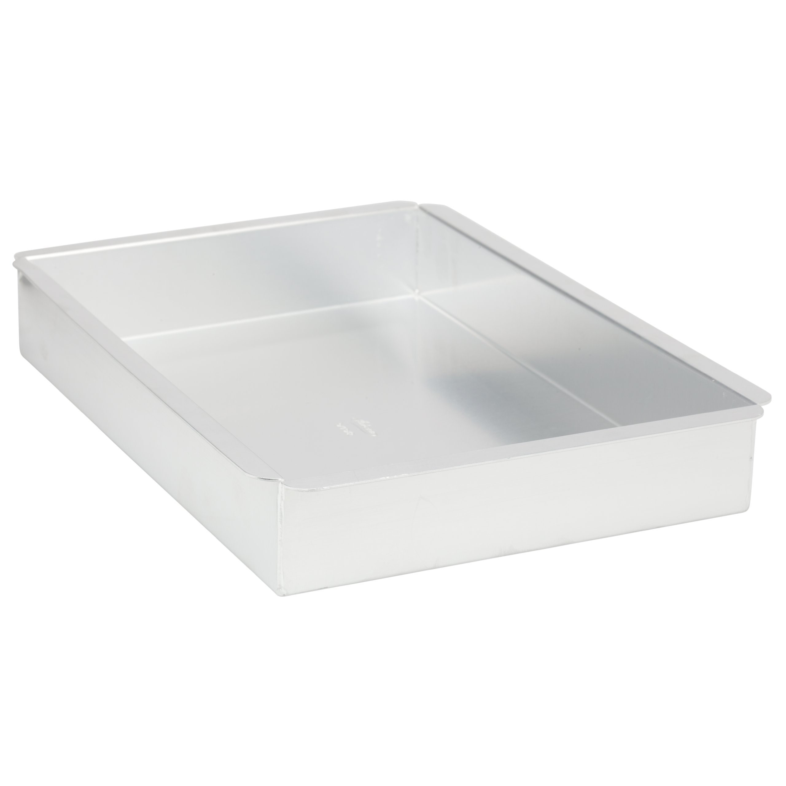 Ateco Aluminum Cake Pan, Rectangle, 9- by 13- by 2-Inches