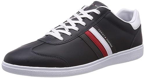 Tommy Hilfiger Essential Corporate Cupsole, Zapatillas para Hombre: Amazon.es: Zapatos y complementos