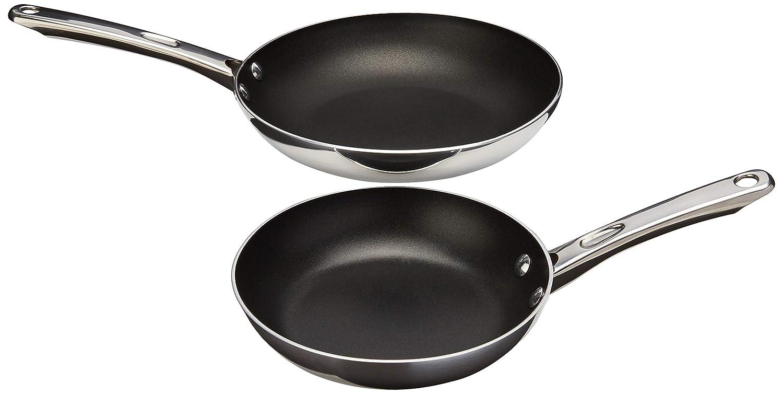 Farberware buena cocina 12-pc. Juego de ollas de acero inoxidable ...