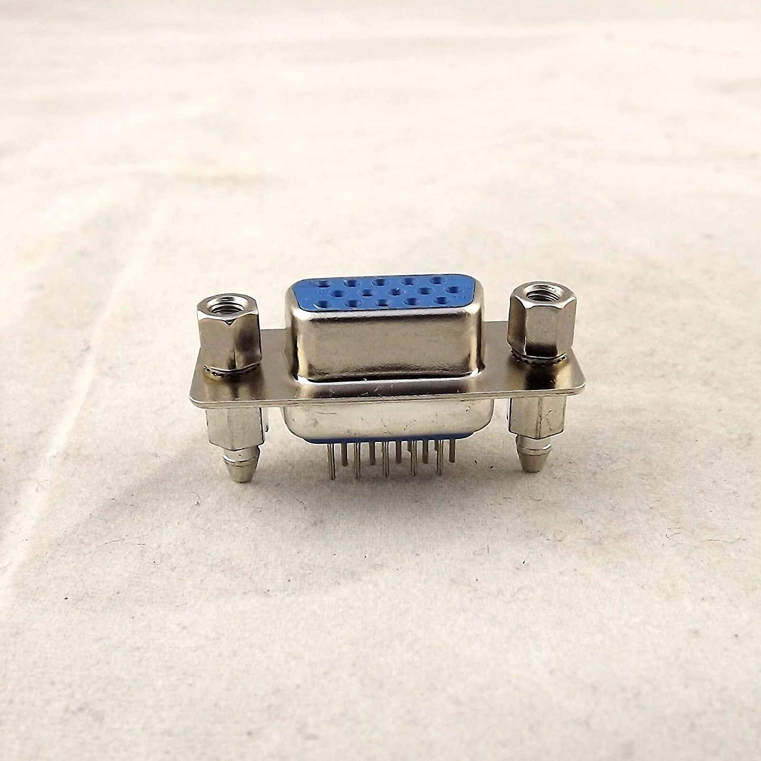 DP15 Male//Female Connector Double Row 15Pin DB15 Solder Board
