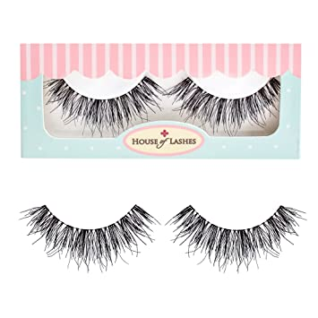 f3b82261a0f Amazon.com : House of Lashes Temptress Wispy False Eyelashes (1 PACK) :  Beauty